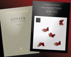 Hough Transcriptions and Viola Sonata