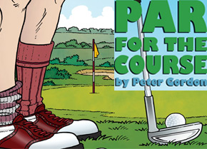 par for the course new